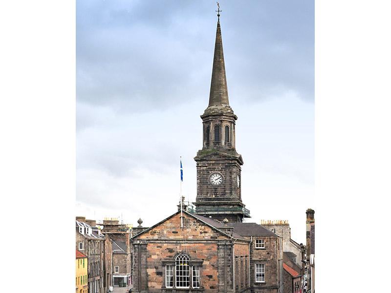 The Town House, Haddington