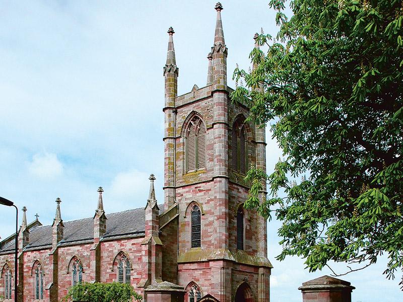 Stenton Parish Church, Stenton