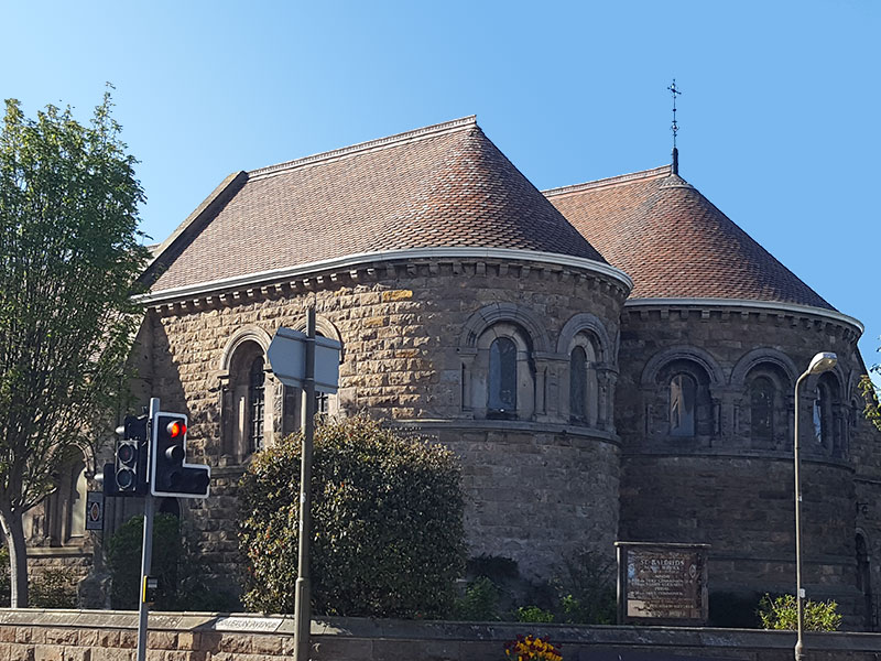St Baldred's Episcopal Church, North Berwick