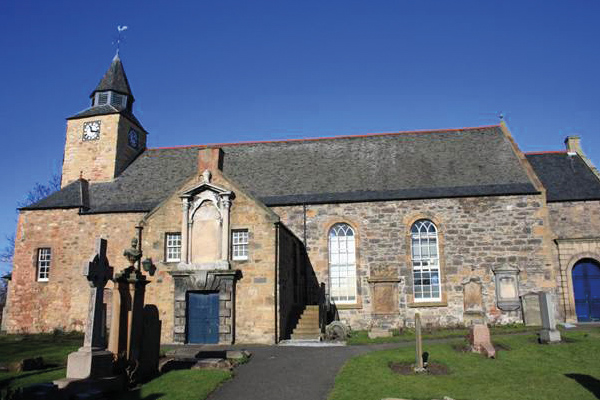 Prestongrange Parish Church, Prestonpans