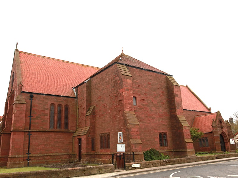St Anne's Episcopal Church, Dunbar