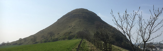 North Berwick Law Friend