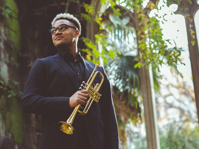 Aaron Akugbo Trumpet