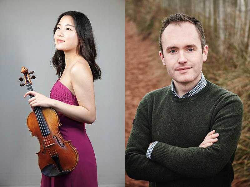 Late Night Violin with Coco Tomita & Simon Callaghan